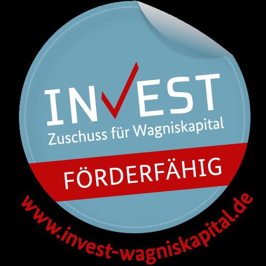 Förderfähig für INVEST - Zuschuss für Wagniskapital